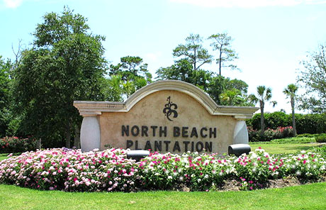 North Beach Plantation Towers
