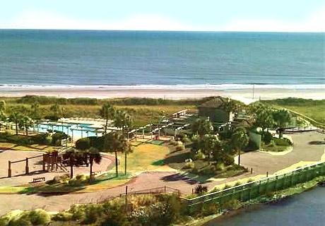 Ocean Creek Resort North Myrtle Beach Condos For Sale