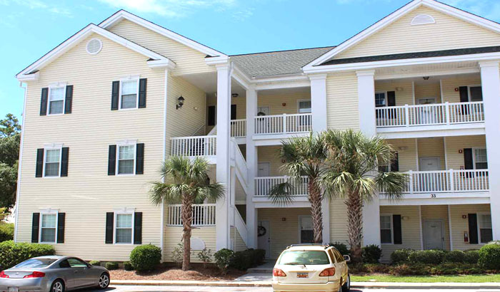 Ocean Keyes Condos in North Myrtle Beach