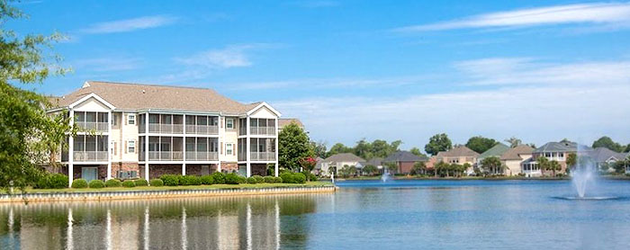 Ocean Keyes Lake Townhomes
