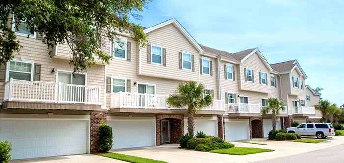 Townhomes for Sale in Ocean Keyes