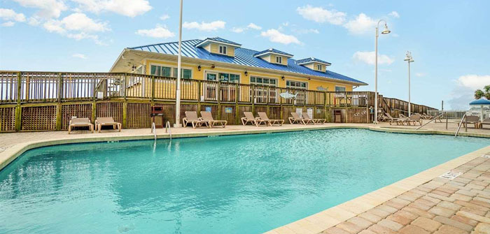 Pool at Prince Resort, Cherry Grove