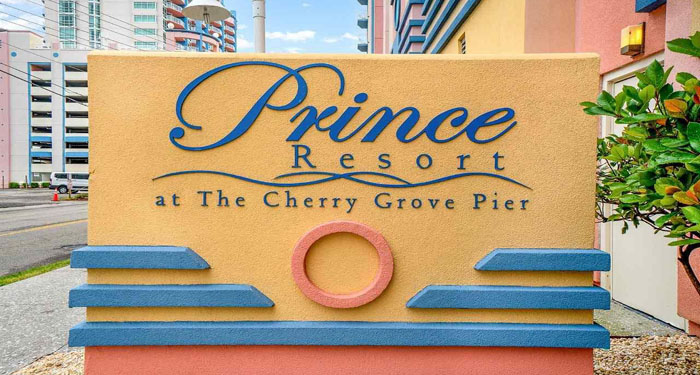 Prince Resort at Cherry Grove Pier