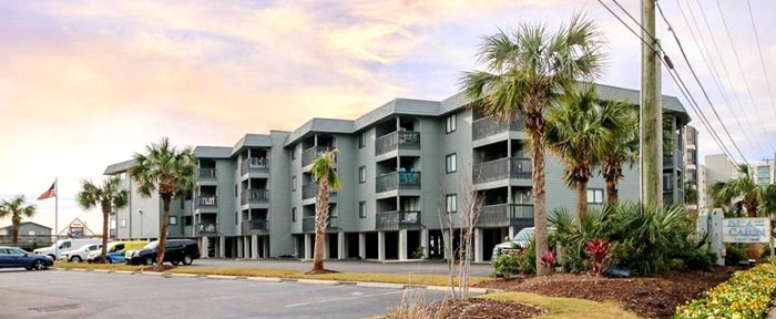 Condos for Sale at Sea Cabin in Cherry Grove