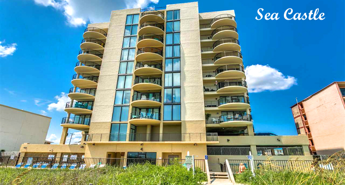 Condos for Sale in Sea Castle, North Myrtle Beach