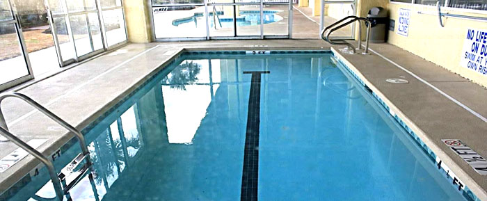 Sunrise Pointe Indoor Pool