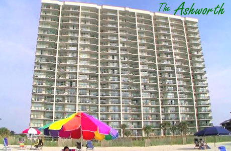 The Ashworth Condos Myrtle Beach