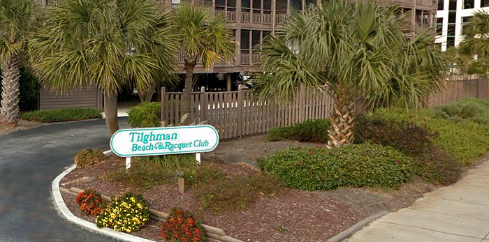 Condos for Sale in Tilghman Beach and Racquet Club
