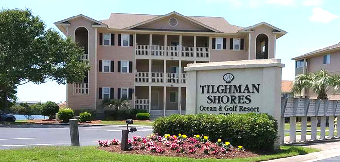 Condos for Sale in Tilghman Shores, Cherry Grove Beach
