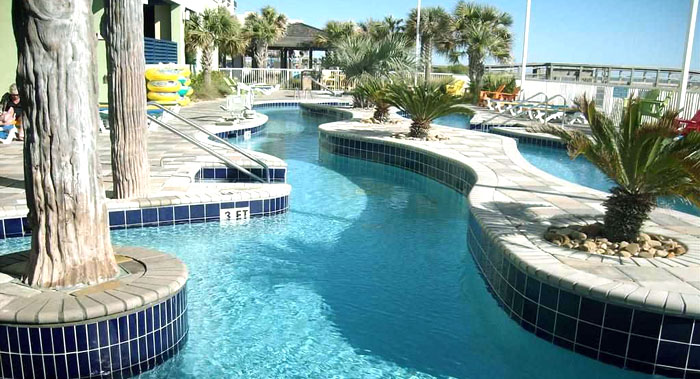 Lazy River at Towers on the Grove