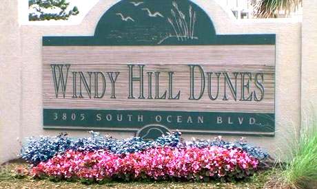 Windy Hill Dunes North Myrtle Beach