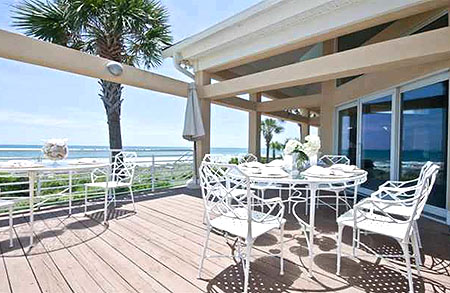Ocean Views from Vacation Home