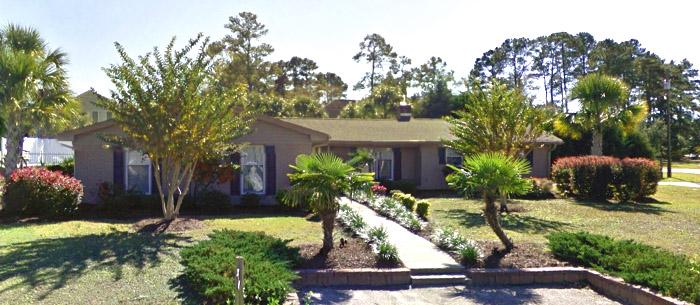 Belle Park Home in North Myrtle Beach