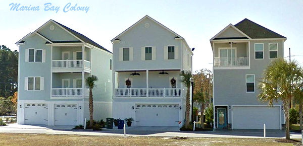 Marina Bay Colony Homes