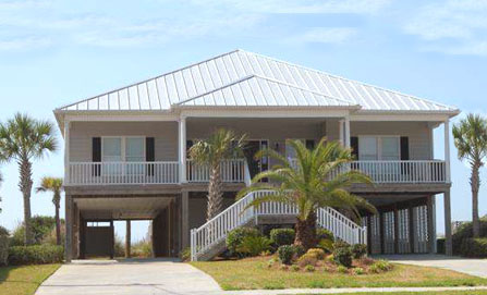 North Myrtle Beach Oceanfront Home