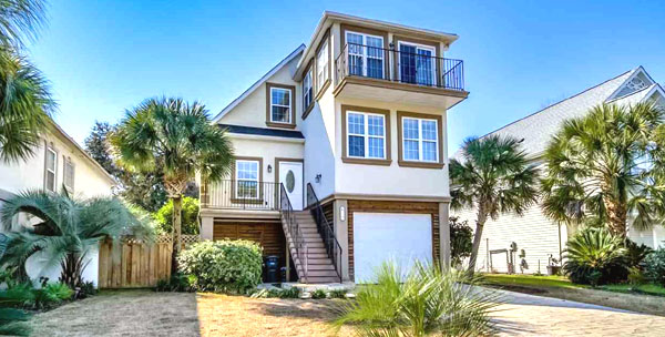 Palms at 5th Ave Home in North Myrtle Beach