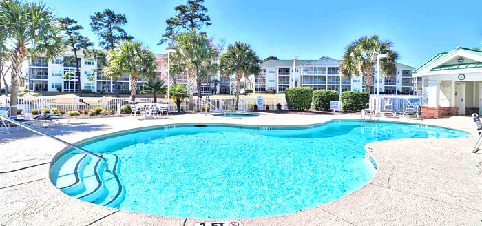 Seaside Plantation Pool