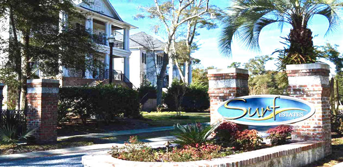 The Surf Estates Homes for Sale in North Myrtle Beach