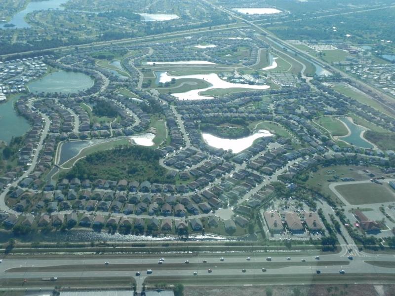 Kings Gate Aerial Photo