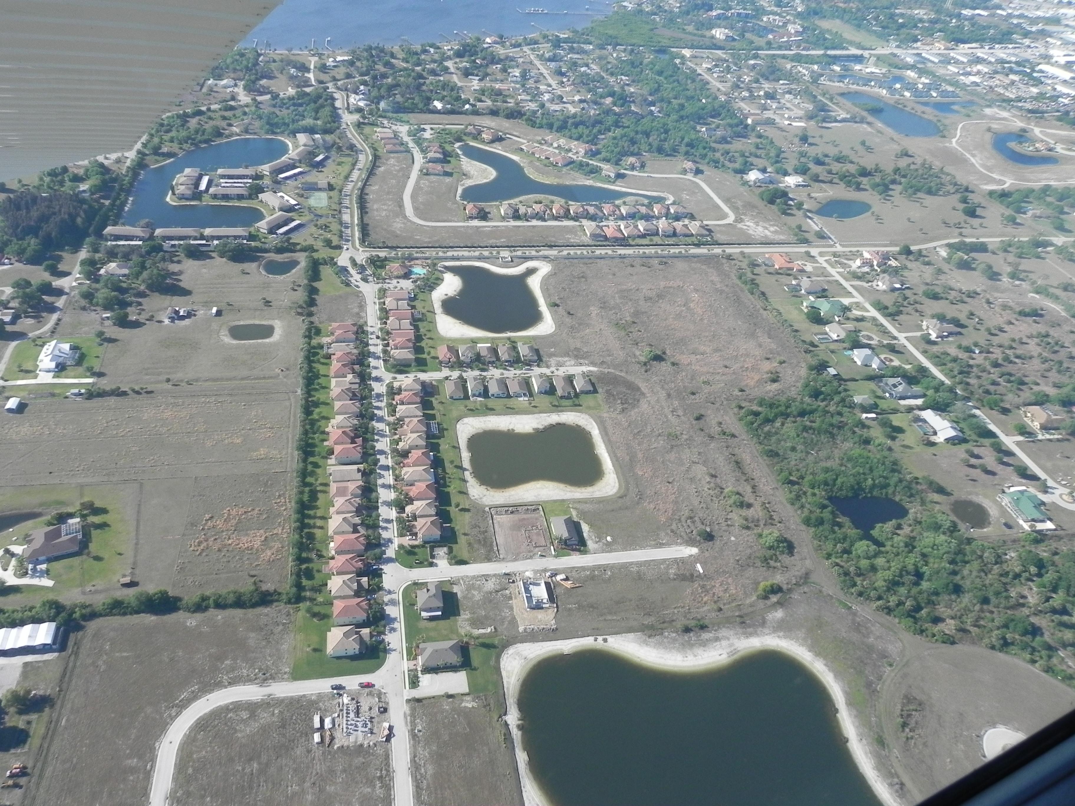 river club aerial