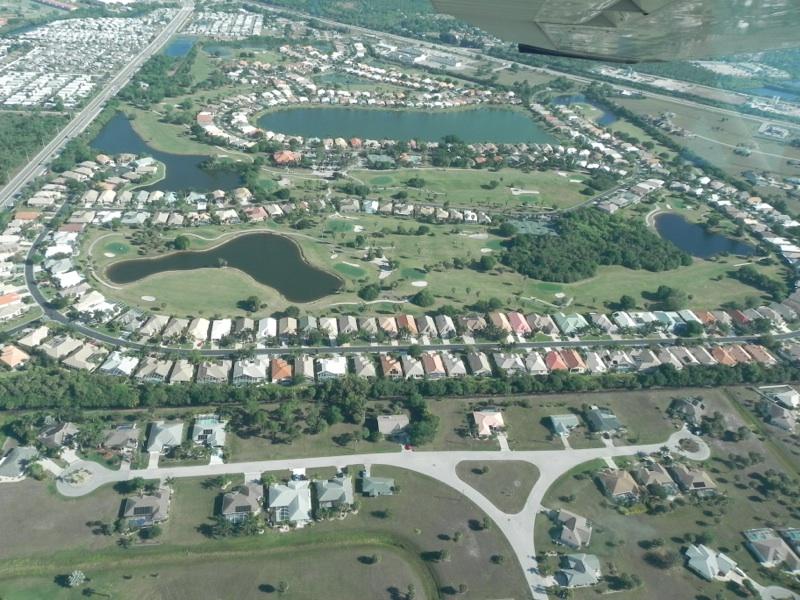 Seminole Lakes Aerial