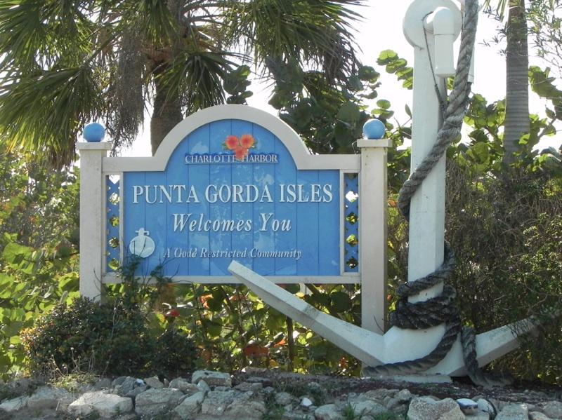 PGI entrance sign