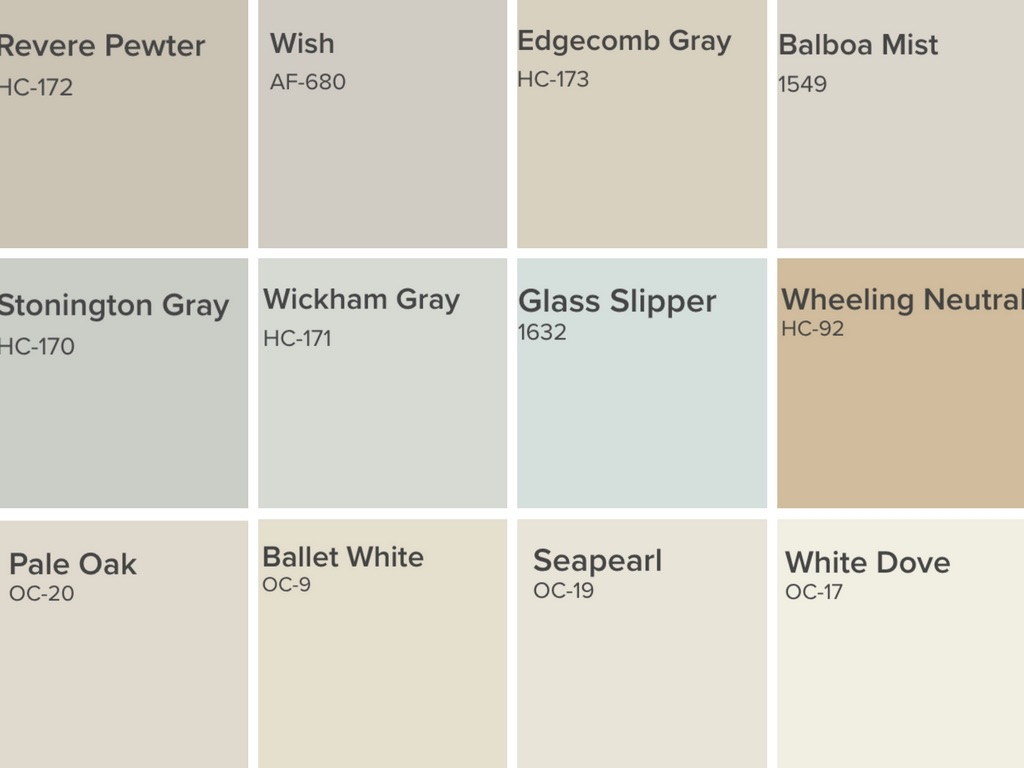 12 Best Paint Colors To Your North S Home