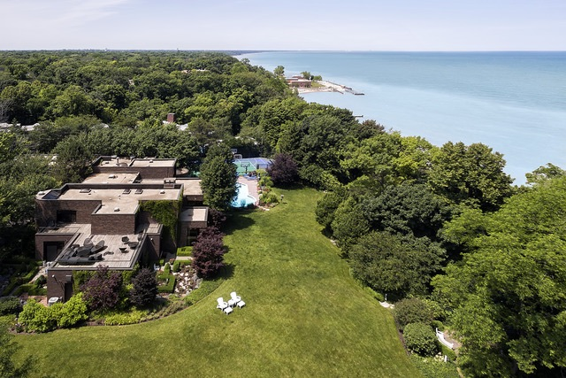 Top 10 Most Expensive Homes North Shore Chicago