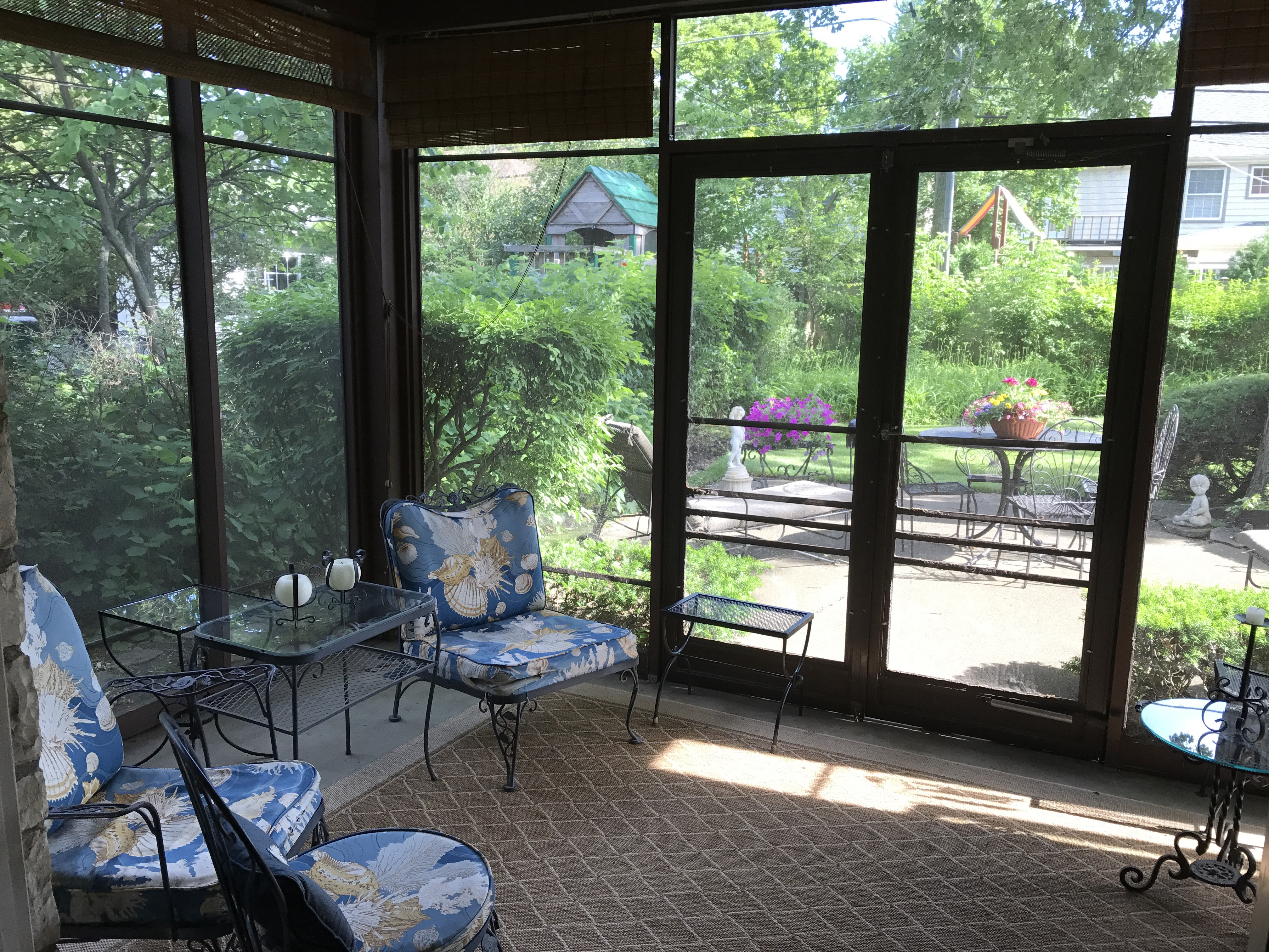 2151 Thornwood screened porch