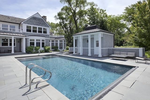 346 Grove St. pool