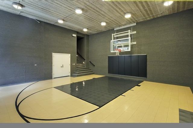 346 Grove sport court