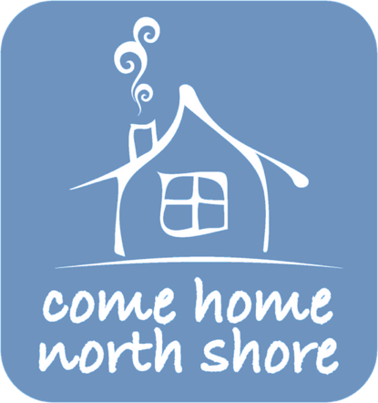 Come Home North Shore real estate logo
