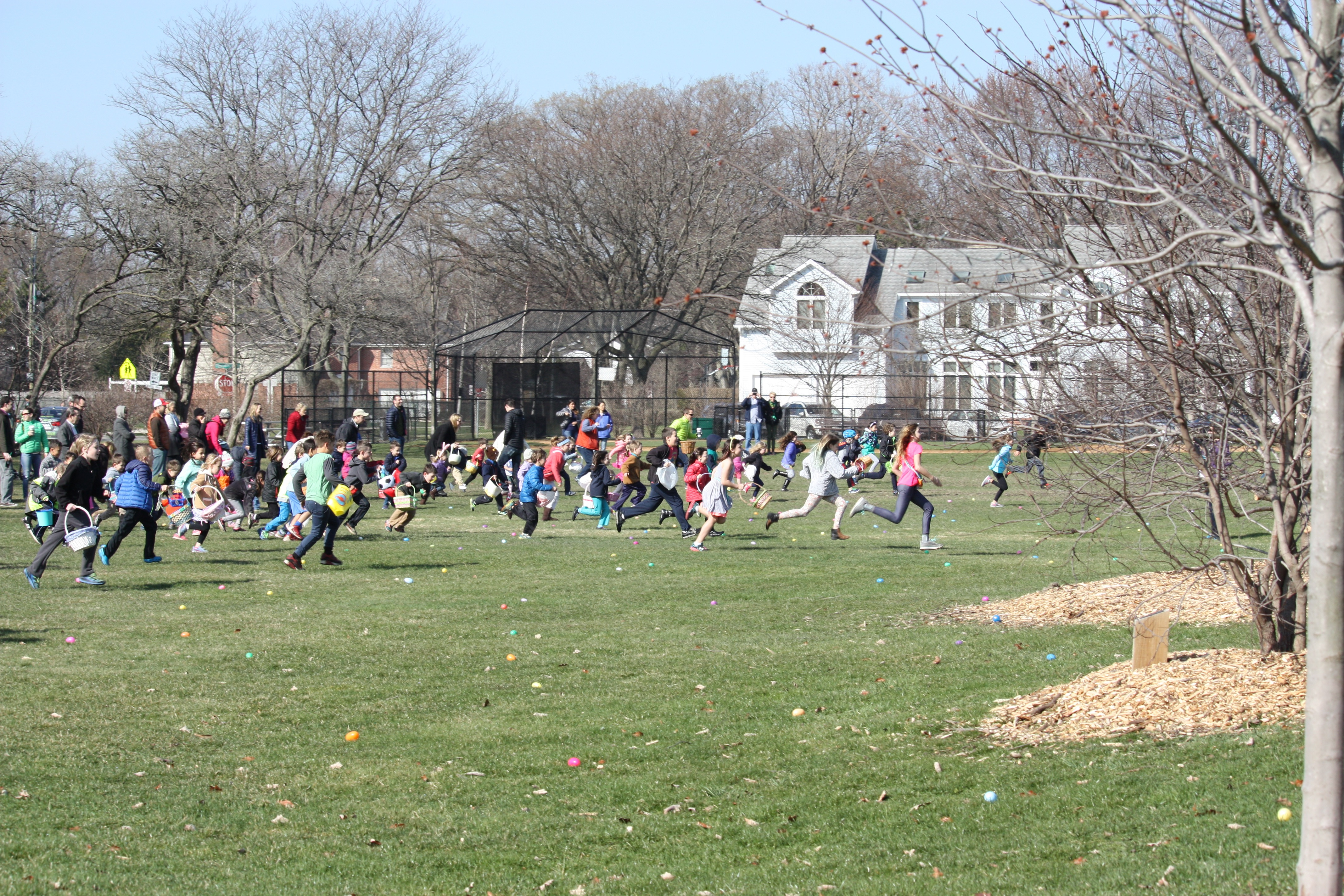 Thornwood Park Egg Hunt