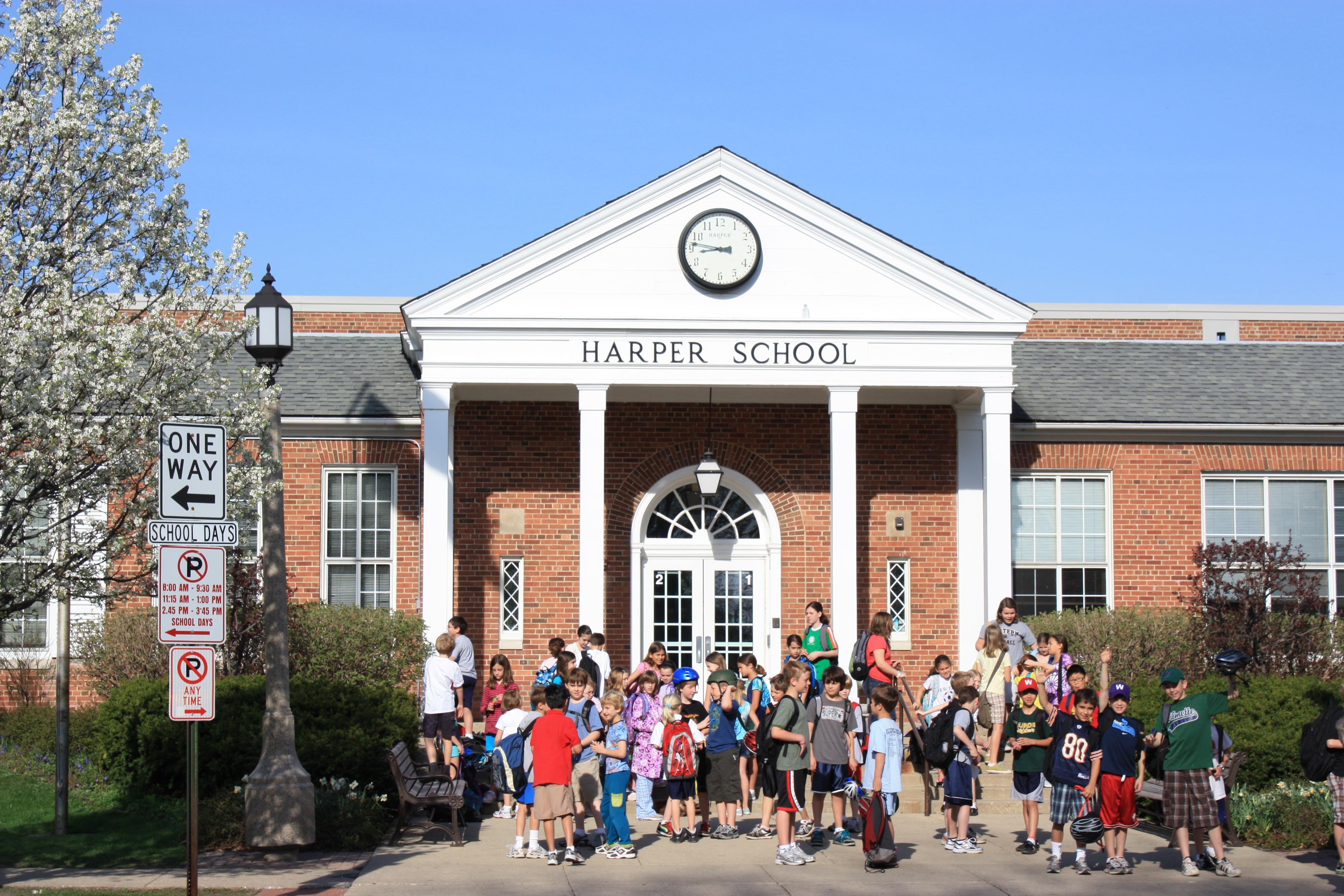 Harper Elementary School Wilmette