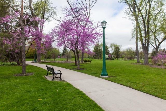 Mallinckrodt Park Wilmette
