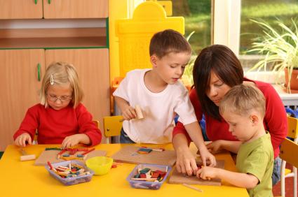 preschool class