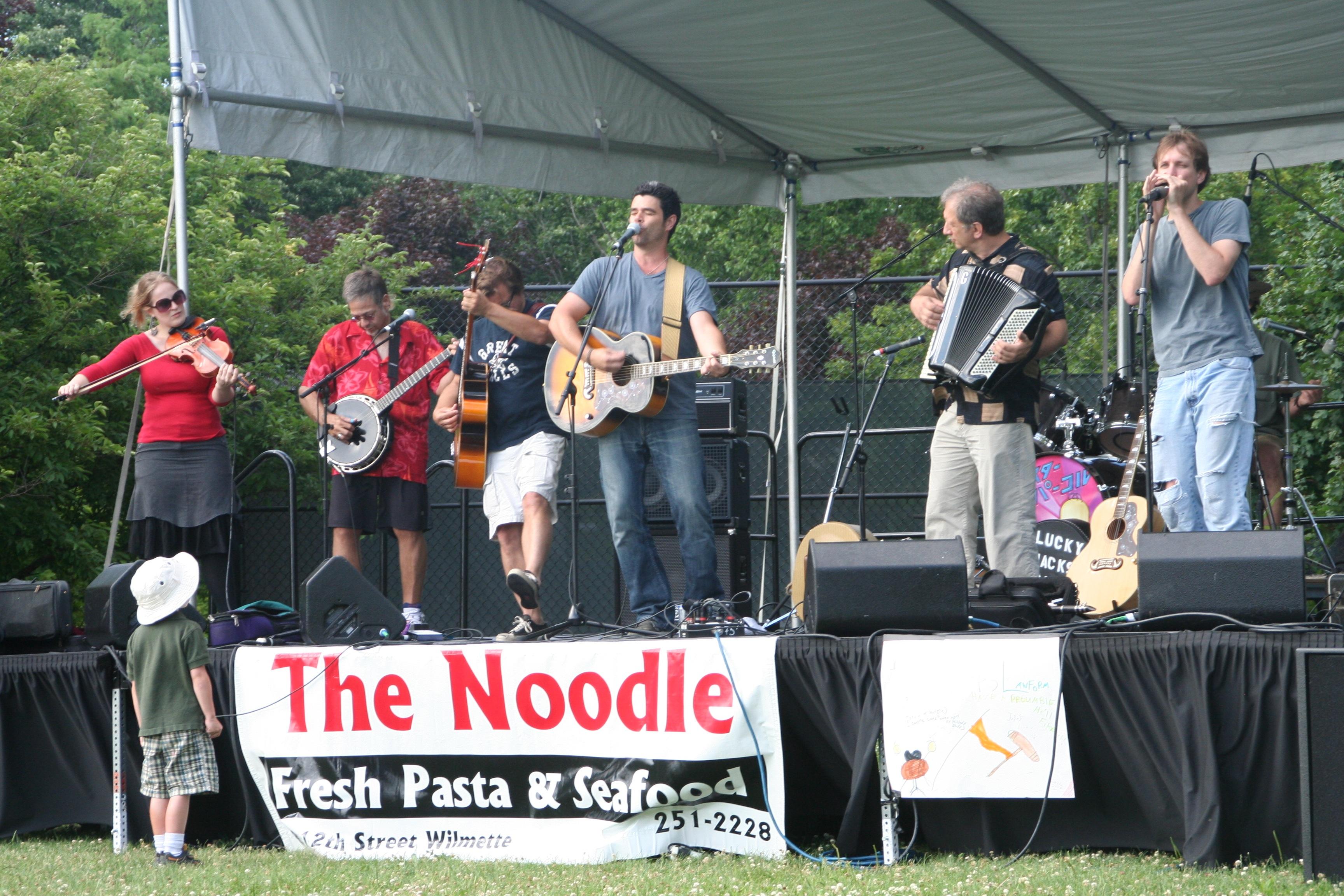 Thornwood Park concert
