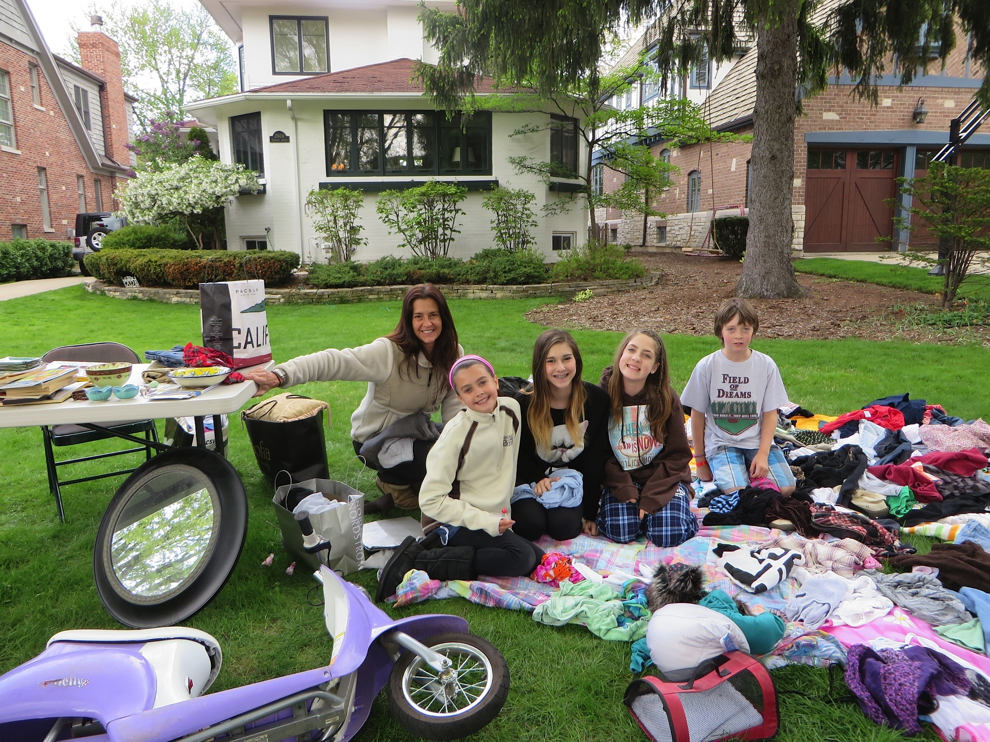 Kenilworth Gardens Yard Sale