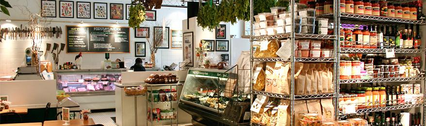 gourmet food store
