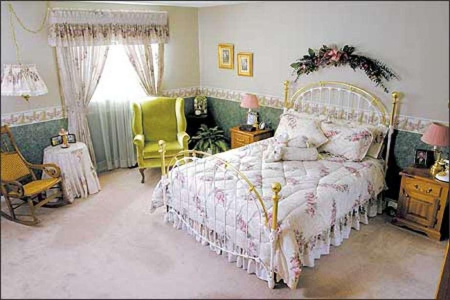 Granny's bedroom