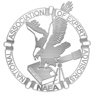 NAEA Crest