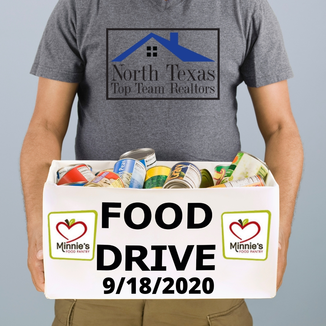 Food Drive for Minnies