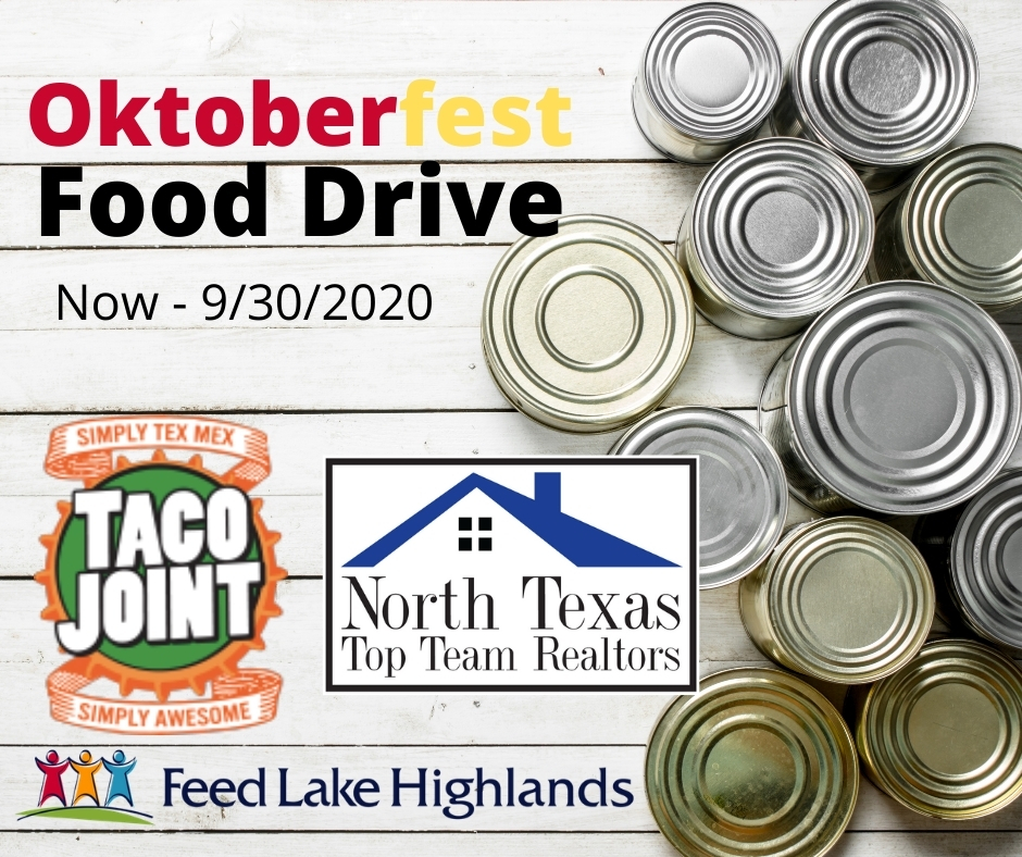 Feed Lake Highlands Food Drive
