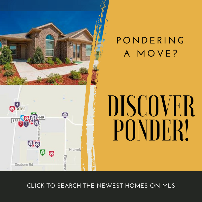 Ponder Home Search