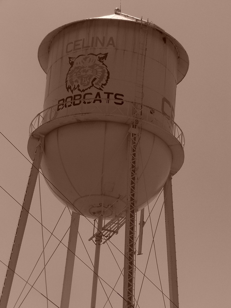 Celina Texas Real Estate Water Tower