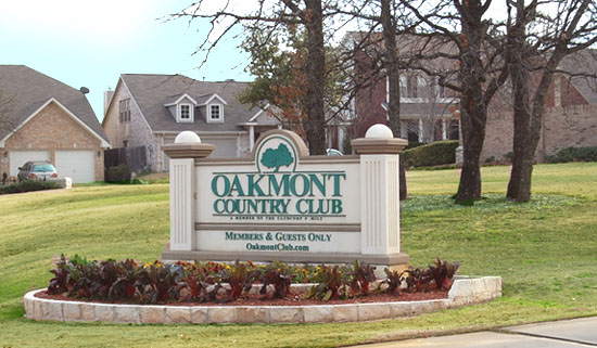 Homes in Oakmont, Corinth TX