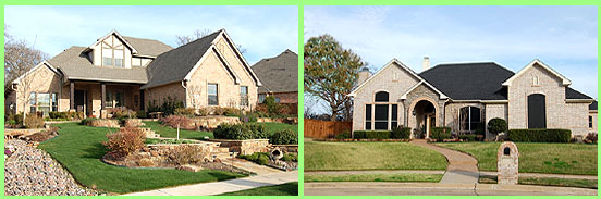 Homes for sale in Oakmont in Corinth TX