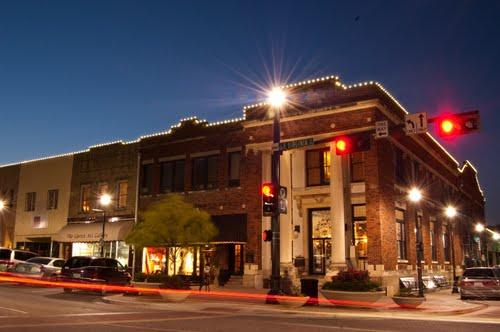 McKinney Texas Real Estate Downtown
