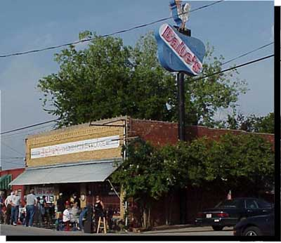 Roanoke Texas Real Estate Babe's Chicken