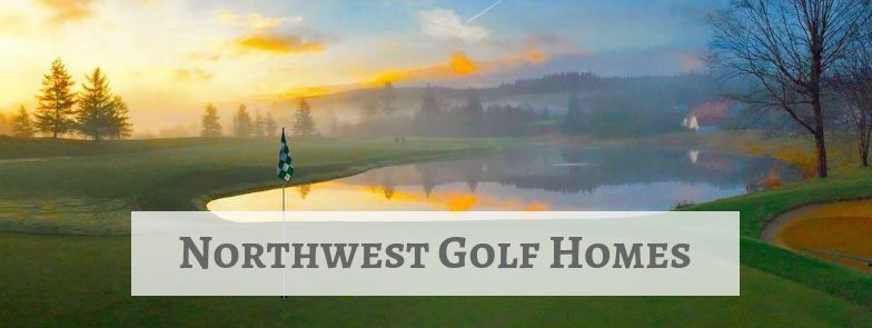 Seattle golf course homes